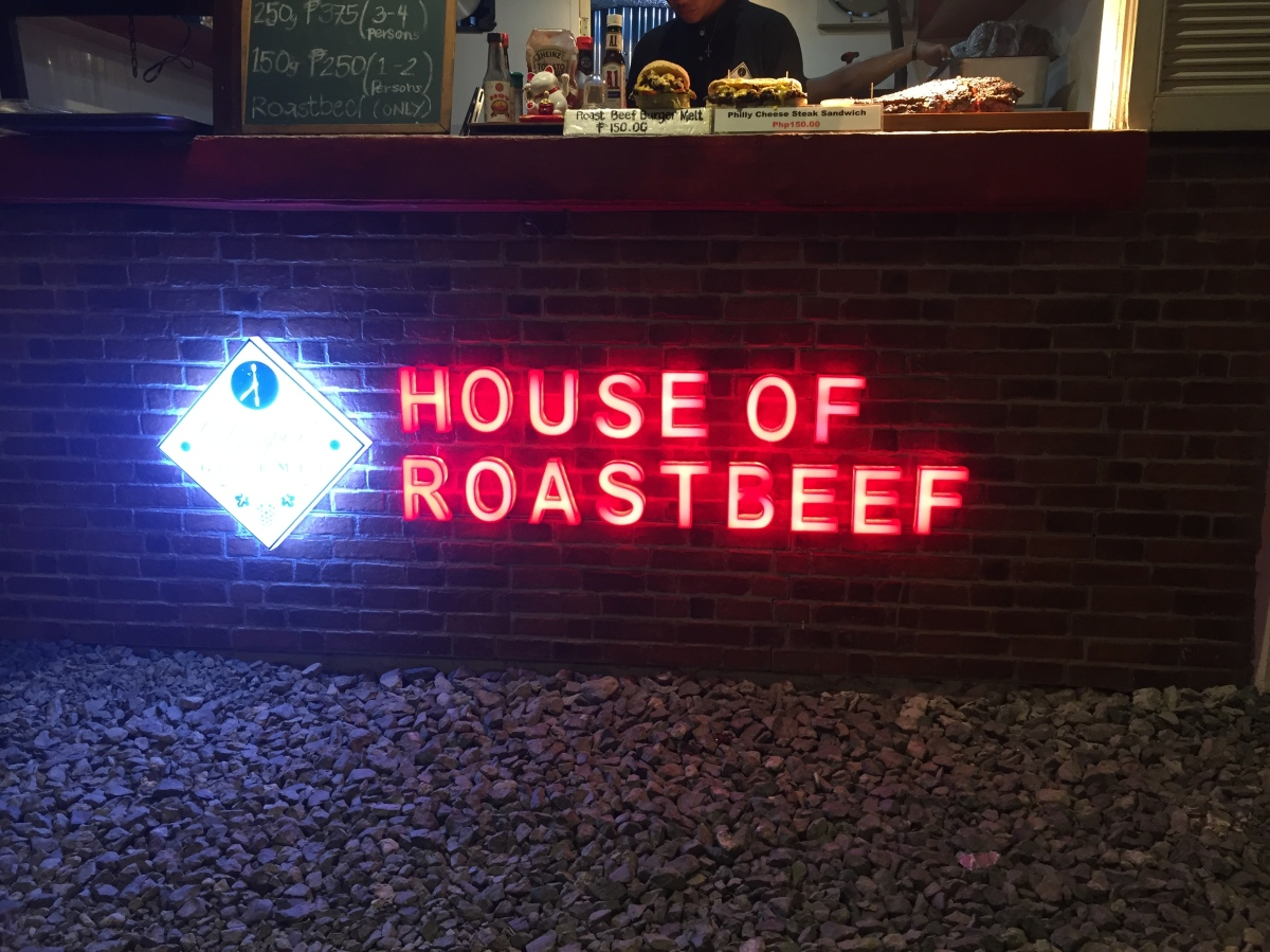 Fairview Eats: Backyard Food Park Series (House of Roast Beef)